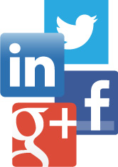 social nurturing with linkedin twitter facebook google plus