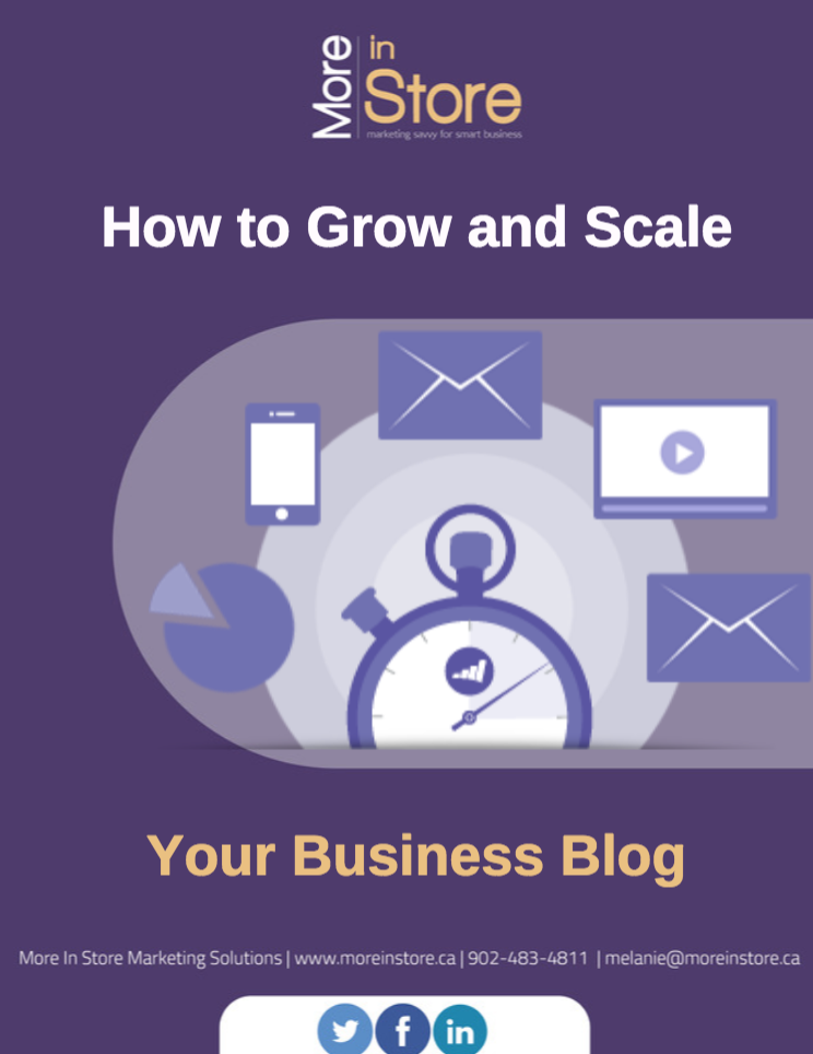 How to grow and Scale your blog -thumbnail