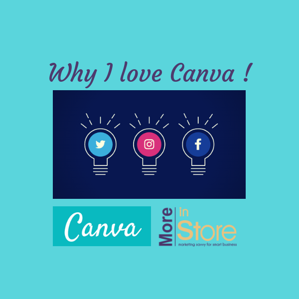 Why I love canva- smaller